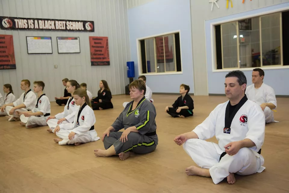 Adult Class at Dover Dragons Tae Kwon Do