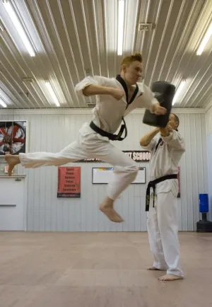 Dover Dragons Tae Kwon Do Take On Our Adult Martial Arts Classes Here In Dover!
