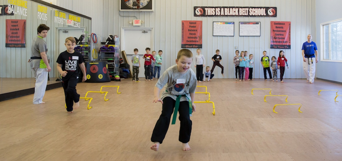 Dover Dragons Tae Kwon Do Birthday Parties