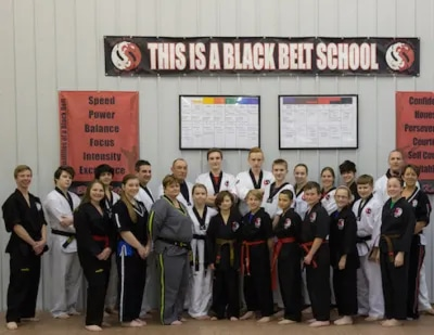 Dover Dragons Tae Kwon Do Swat Team